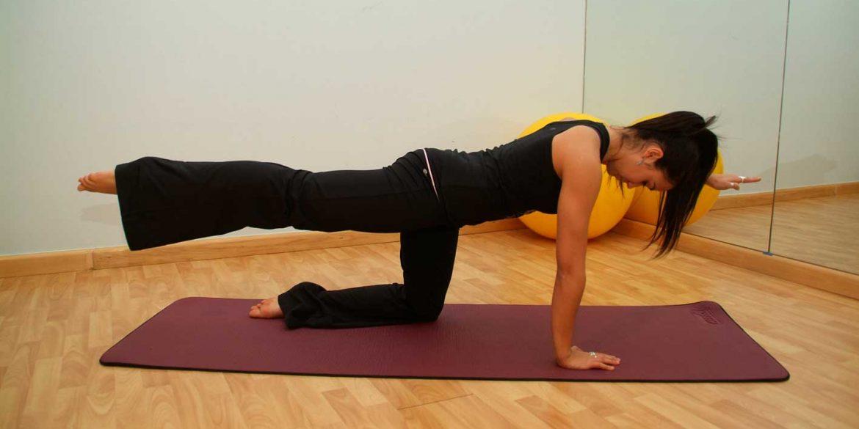 Pilates Samensprong